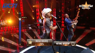 "Video Bluesmates ""Paralyzed"" Agnez Mo - Rising Star Indonesia Super 9 Eps 19 MP3, 3GP, MP4, WEBM, AVI, FLV Maret 2018"