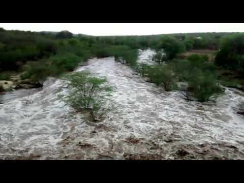 Chuva na Paraíba telha município de Barra de Santa Rosa