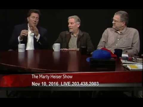 The Marty Heiser Show 11/11/16