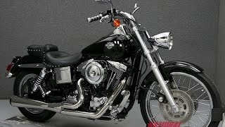 10. 1996  HARLEY DAVIDSON  FXDS DYNA LOW RIDER CONVERTIBLE  - National Powersports Distributors