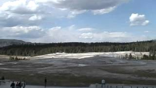 Sep 13, 2010 Upper Gesyer Basin Streaming Camera Captures