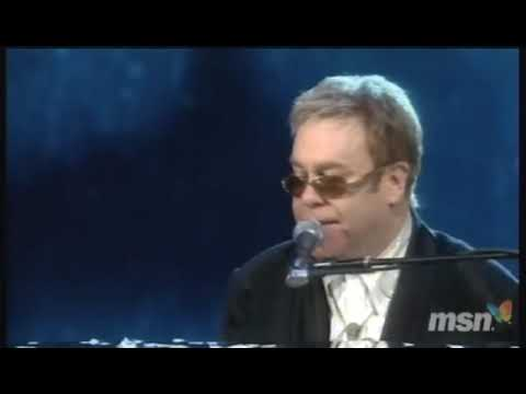 Elton John – Sorry Seems To Be The Hardest Word (Live)