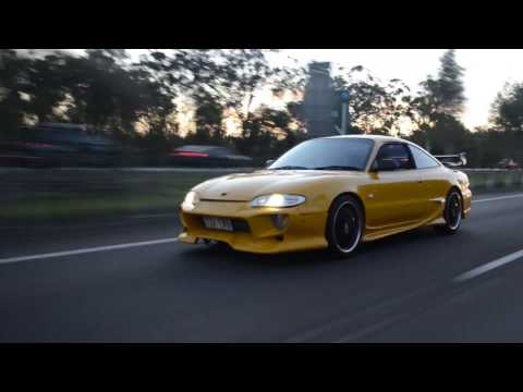 My car (Mazda MX-6 edit)
