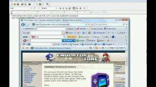 How To Download Gameboy Advance Emulator(visual Boy Advance)