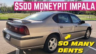 Video IMPOSSIBLE $500 Chevy Impala LS Flip *Is There Anything That Isn't Broken?* MP3, 3GP, MP4, WEBM, AVI, FLV Juli 2019