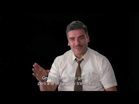 Suburbicon - Entrevista-Oscar Isaac?>