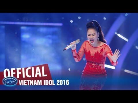 NGỌC NGÀ VIỆT NAM - THU MINH - VIETNAM IDOL 2016 GALA 7