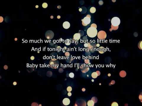 Jennifer Lopez - Get Right, Lyrics In Video