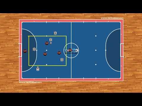 10) Posse de Bola 3v3+2 apoios com bola
