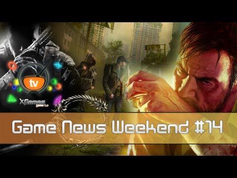 Game News Weekend - #14 от XGames (Игровые Новости)