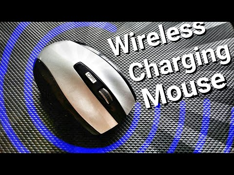🖱 The Wireless Mouse, that NEVER Needs To Be Charged !!