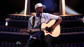 Javier Colon-Time After Time (The Voice)