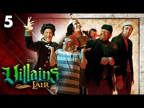Teamwork MakesThe Scheme Work - The Villains Lair ( Ep. 5 )