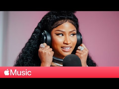 Nicki Minaj: The Making of 'Chun-Li' | Beats 1 | Apple Music