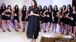 Check out what happened when Neha Dhupia came to judge the Yamaha Fascino Miss Diva 2016 Delhi Audition.