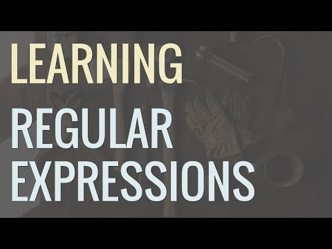 Regular Expressions (Regex) Tutorial: How to Match Any Pattern of Text