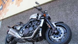 5. Used 2009 Yamaha V-Max Motorcycle For Sale