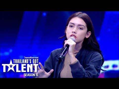 Thailand's Got Talent Season 6 EP1 6/6 | Golden Buzzer Audition