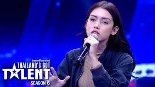 Video Thailand's Got Talent Season 6 EP1 6/6 | Golden Buzzer Audition MP3, 3GP, MP4, WEBM, AVI, FLV Januari 2019