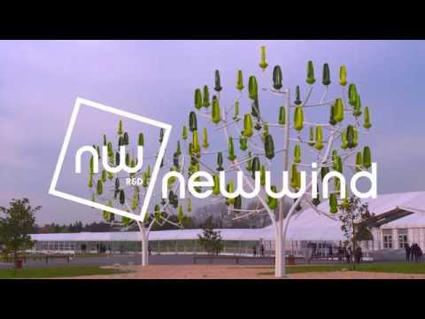 Nature inspired wind turbine