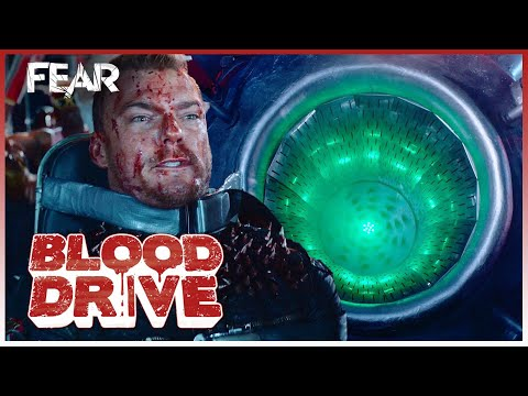 The Battle for Primo's Soul | Blood Drive (TV Series) | Fear