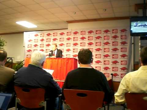 0 Bobby Petrino Signing Day Press Conference