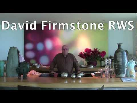At Work: David Firmstone RWS
