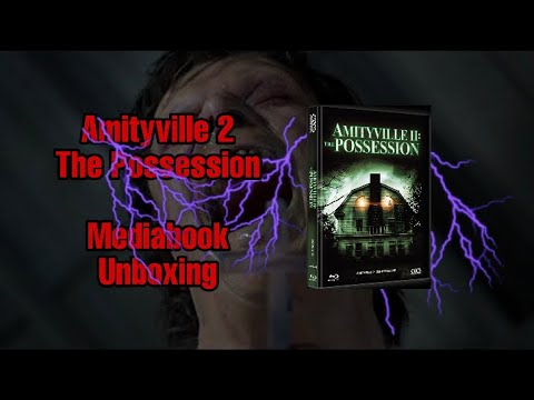 Unboxing: AMITYVILLE 2: THE POSSESSION - Limited Mediabook Edition