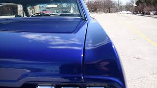 1967 Ford mustang dark blue mustang for sale at www coyoteclassics com