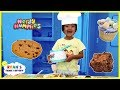 Kids Fun Baking Cookies And Brownie With Ryan 39 S Family Review