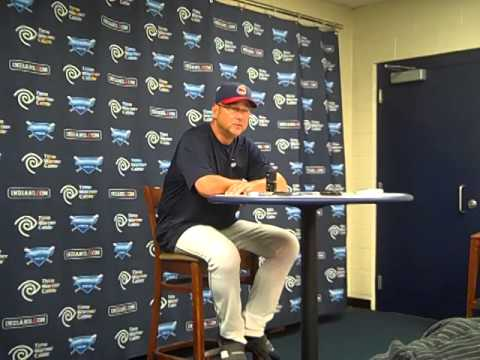 VIDEO: Terry Francona after doubleheader split