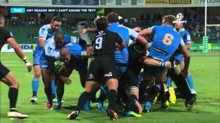 Force v Bulls Rd.10 2016 Rd.10 | Super Rugby Video Highlights