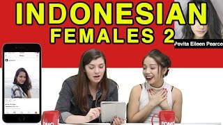Like, DM, Unfollow: Indonesian Females Pt 2