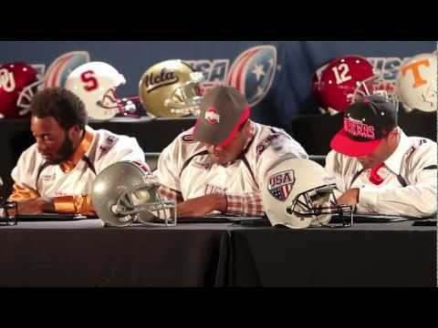 National Signing Day | Ohio State | USA Football