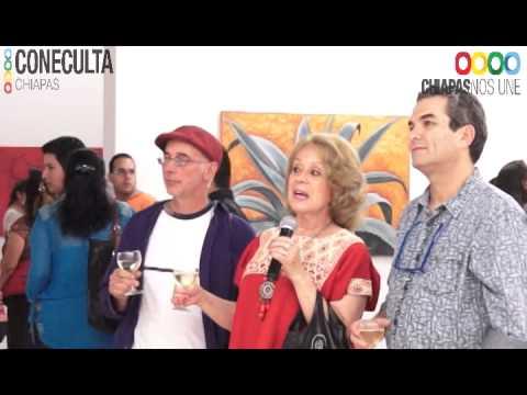 Exposición Pictórica del Mtro. David Rodríguez Patiño