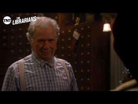 The Librarians: Santa Hat - Season 1 Ep.4 [CLIP] | TNT