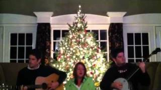 "The Clifton Bros and mother sing, ""The Angels Cried"""
