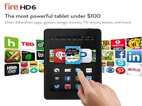Details Fire HD 6, 6