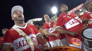 ENSAIO TÉCNICO ACADÊMICOS DO SALGUEIRO NO SAMBÓDROMO DO RIO PARA O CARNAVAL 2017
