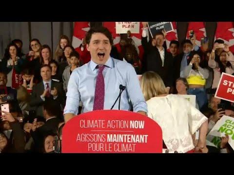 Πολιτική κρίση στον Καναδά-Αποδυναμώνεται ο Τριντό