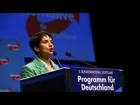 Πλώρη προς την ακροδεξιά βάζει η «Εναλλακτική για την Γερμανία»