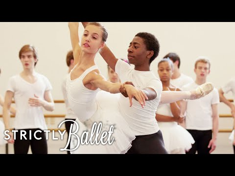 Preparing for Audition Season | Strictly Ballet - Season 1, Episode 6