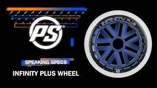 Inlineshjul Powerslide Infinity Plus Dual Density 6-pack - 125mm