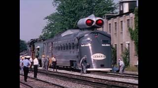 Download Lagu The M-497 Experimental Jet Train Mp3