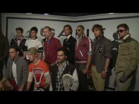 Video | GANT by Michael Bastian Event New York Fashion Week