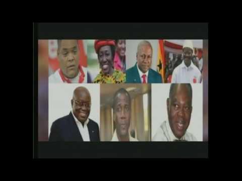 President Mahama taunts his opposition Nana Addo of the NPP ***NEW 2016***