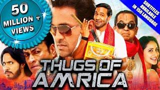 Video Thugs Of Amrica (Achari America Yatra) 2019 New Released Hindi Dubbed Movie | Vishnu Manchu MP3, 3GP, MP4, WEBM, AVI, FLV April 2019