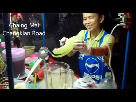 Amazing Thailand  Best Damn Fruit Shakes & Smoothies under .50 cents??  :