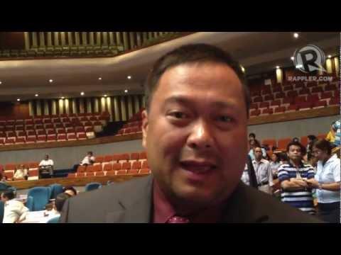 RH drama casualty: Rep JV Ejercito's Kasambahay bill