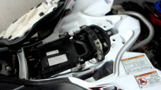8. 2010 Yamaha YFZ450X Wiseco Fuel Controller (Part 2)